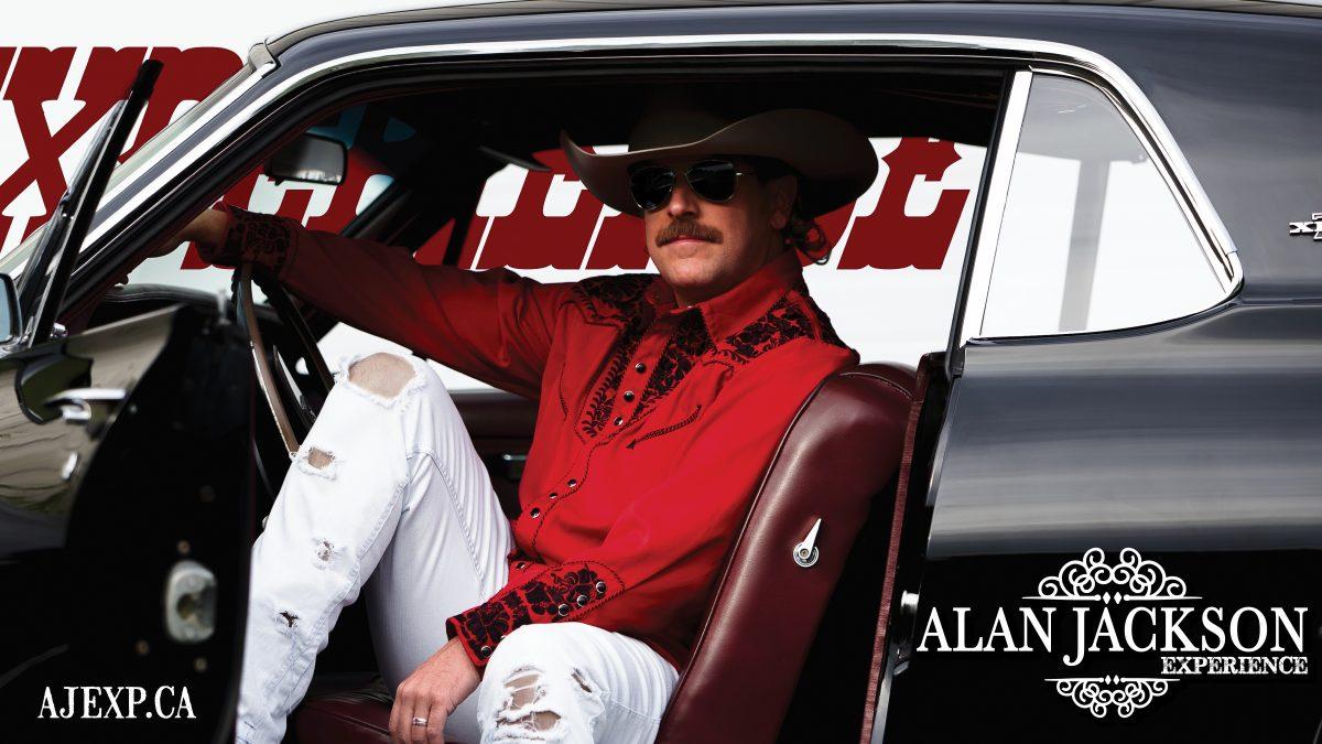 Alan Jackson Experience - Spectacle hommage à une grande STAR de la musique country